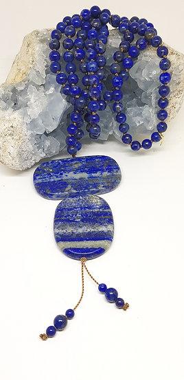Lapis-Lazuli Mala