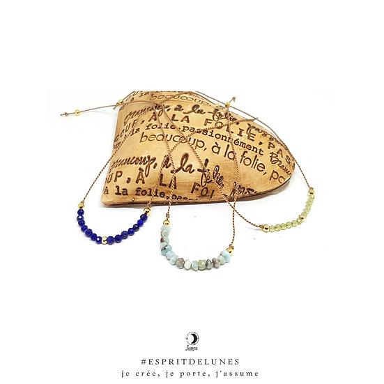 """Mantra """"ConneXion"""" Bracelet"""