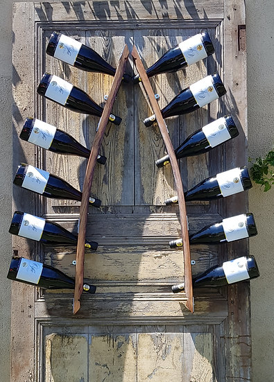 Special Edition: Duo Lucquoise - Double Wine Rack