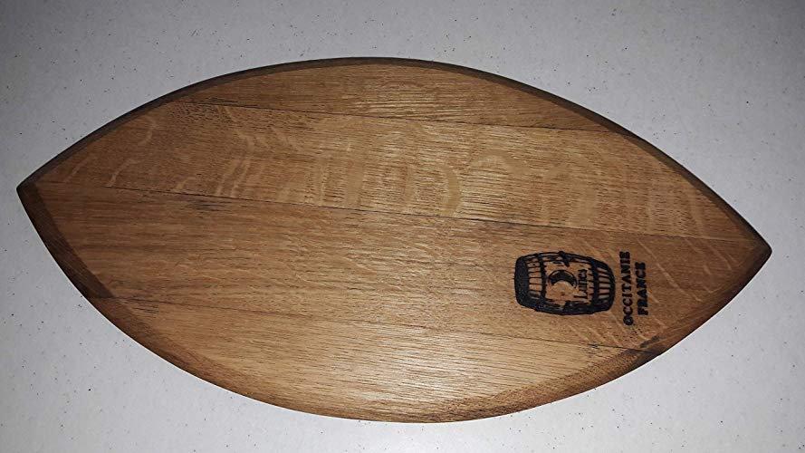 Oak board - ovale