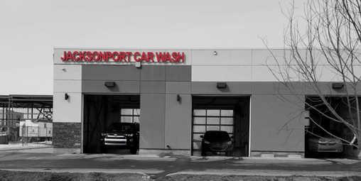 Jacksonport Car Wash, Calgary