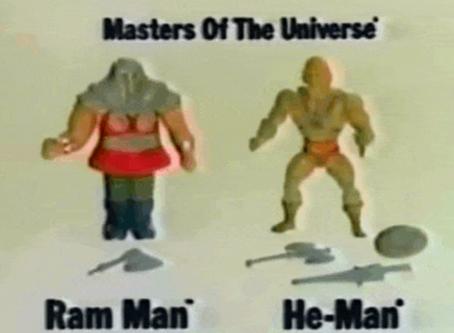 Ram Man