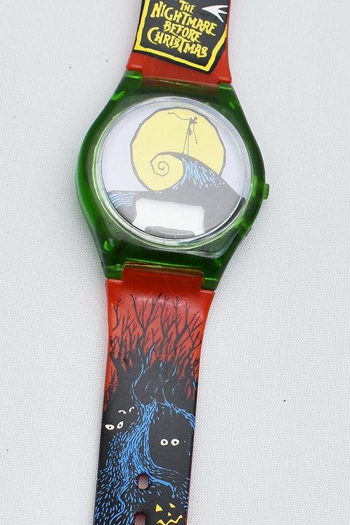 Nightmare Before Christmas Jack Skellington Digital Watch