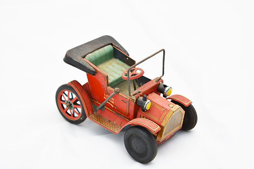 1950's Modern Toys No. 1 Lever Action Old Fashioned Car A-1620