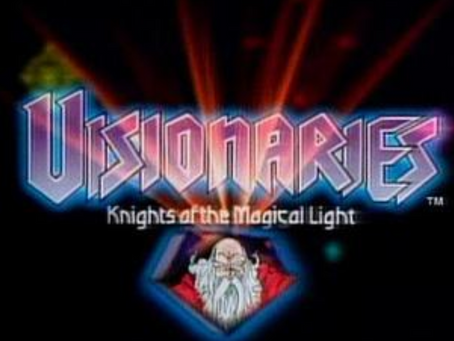 Visionaries....Knights of the Magical Holograms