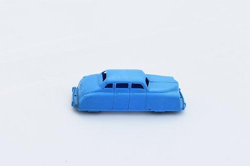 Renwal No. 143 Blue Sedan