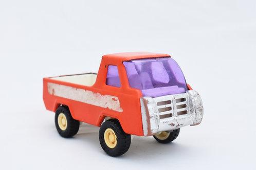 Orange Buddy L Truck