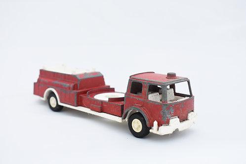 Tootsie Toys Die Cast Metal Firetruck