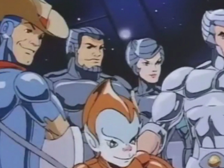 Wings of Metal...Silverhawks, Hoooooooooooe