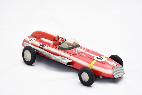 Jet Speed Race Car #57 Friction Powered