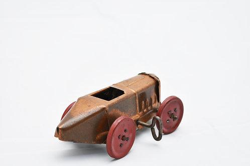 Key Wind Marx Blank Copper Car