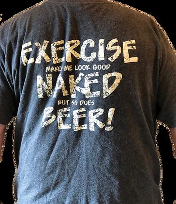 Exercise Naked