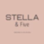 Stella & Five Logo.png