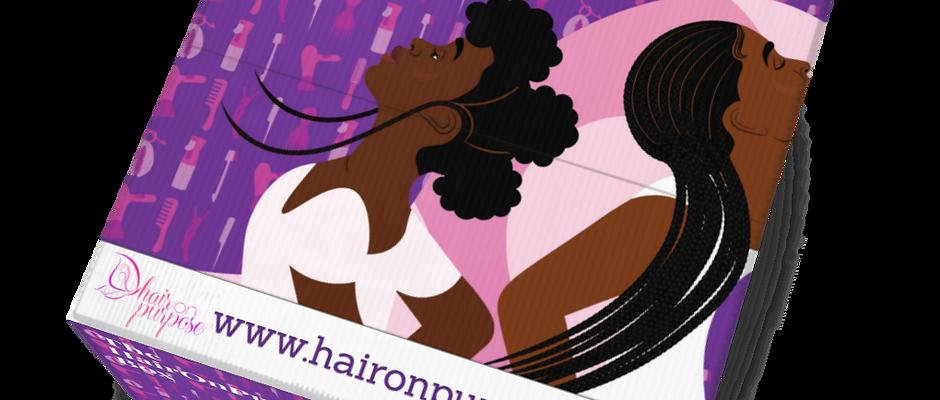 The HairOnPurpose Box