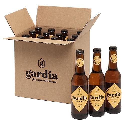 Gardia Gluten Free Lager Beer 12x