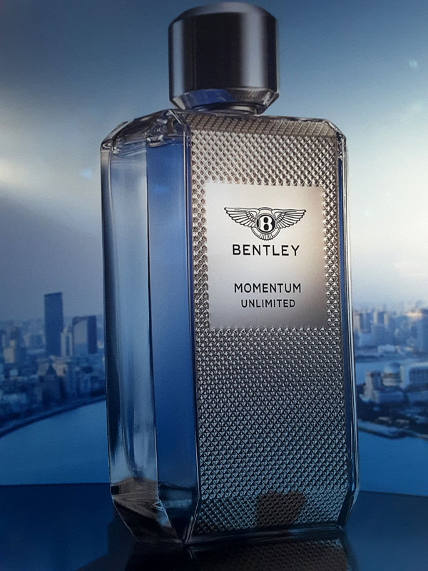 fashion bentley pin for men fragrance azure launched by new
