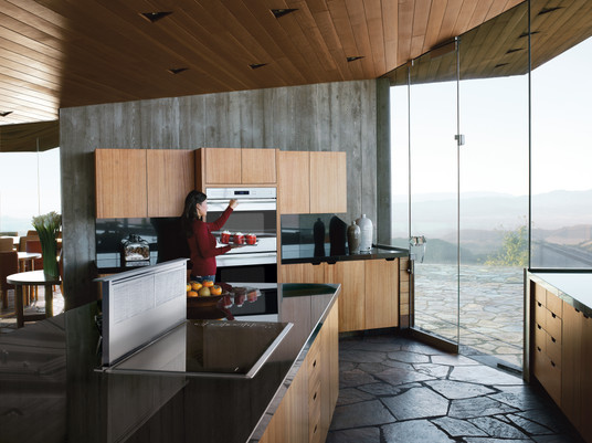 The emergence of the SUPER kitchen
