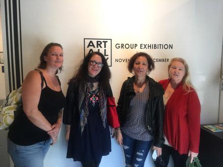 Show at Artworks in Trenton