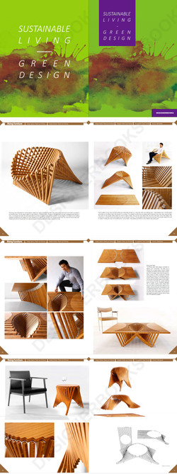 Sustainable living-green design