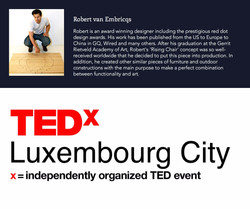 TEDx talk 28th of April 2018