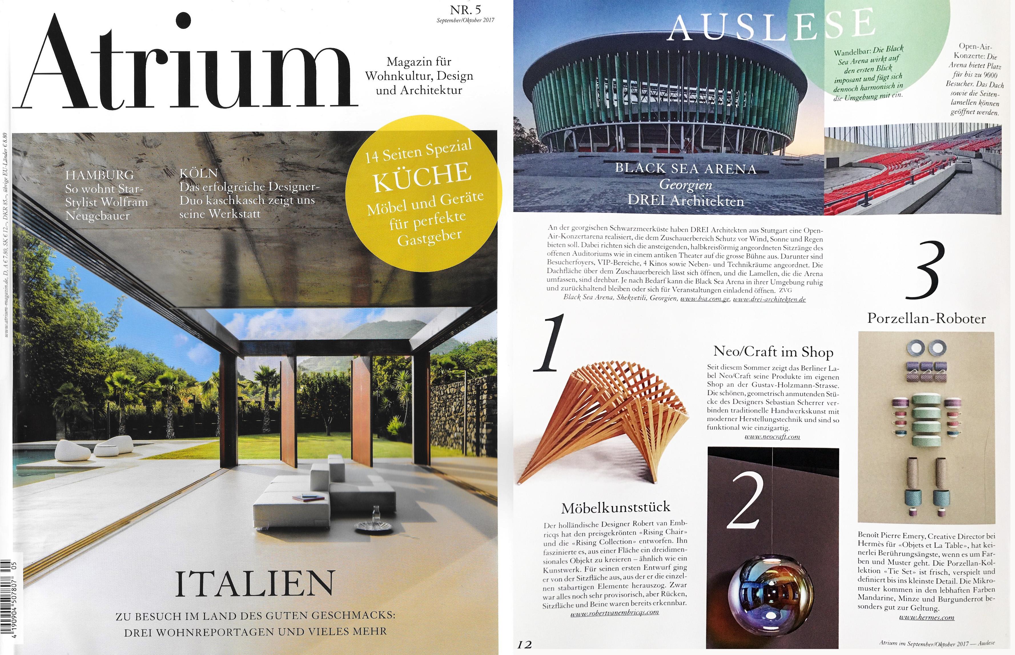 Atrium magazin