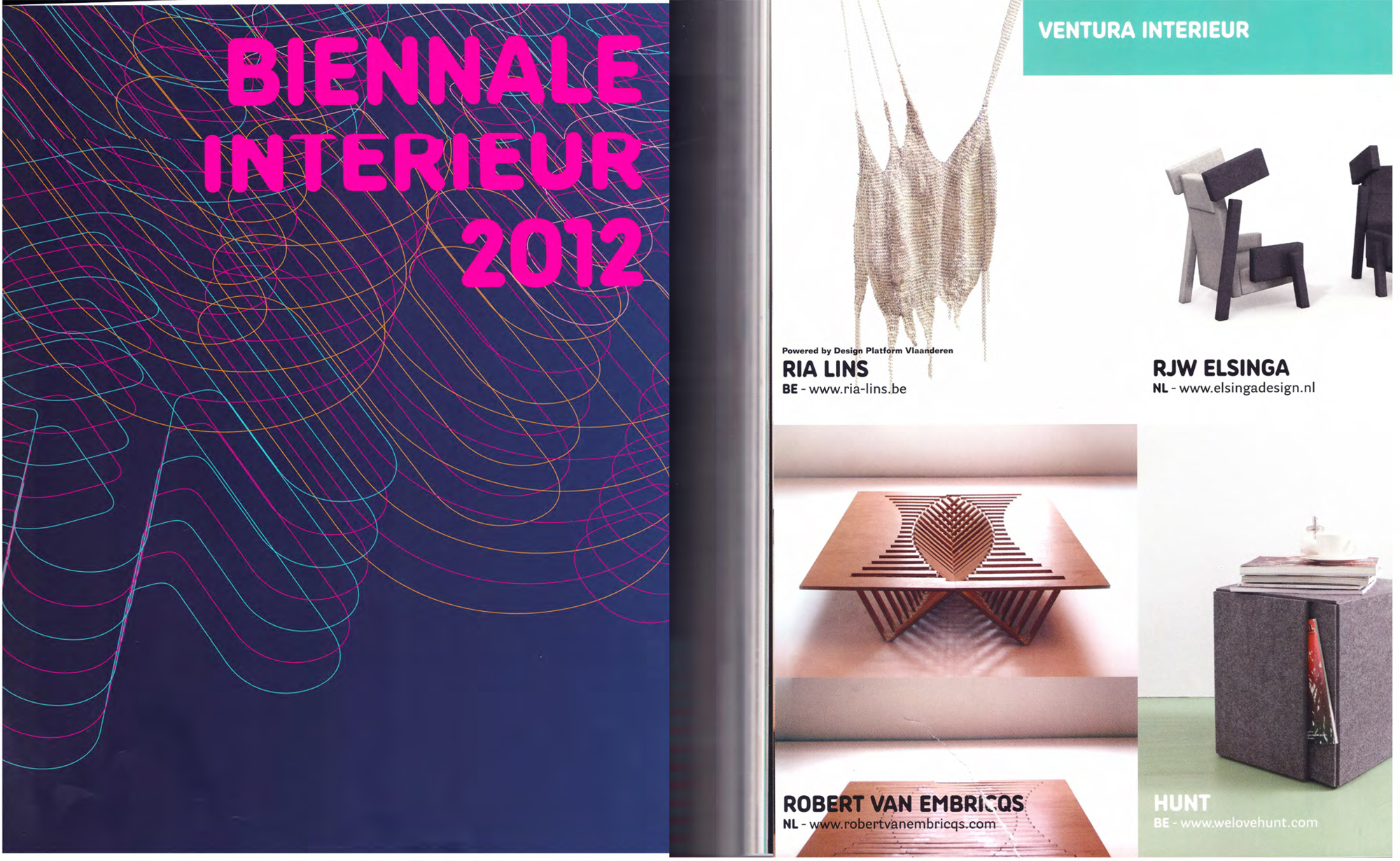 Biennale Interieur 2012