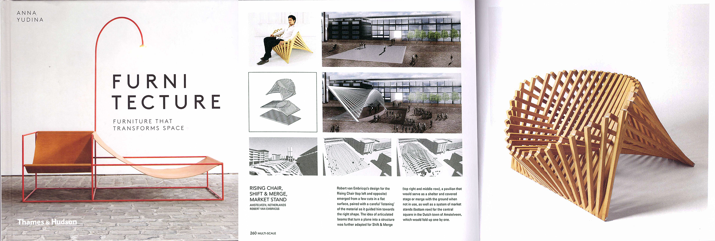Furnitecture book