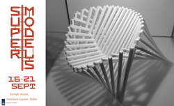 3D printed model in Tiblisi