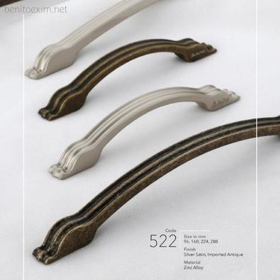 522 Handle of Zinc Alloy