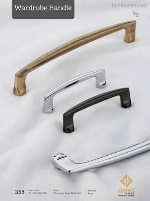 358 Handle of Brass