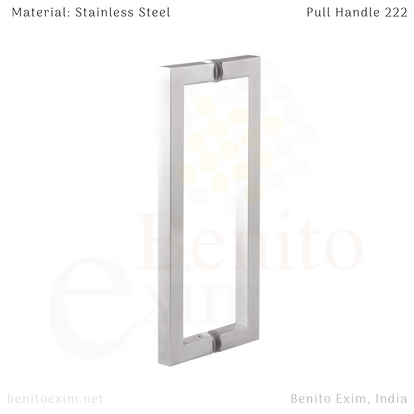 Stainless Steel Pull Handle Manufacturer supplier exporter