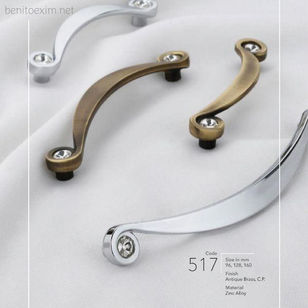 517 Handle of Zinc Alloy