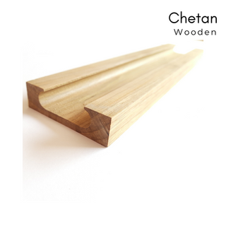Wooden Profile Conceal Handle