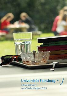 EUF Informationen zum Studiumbeginn 2013