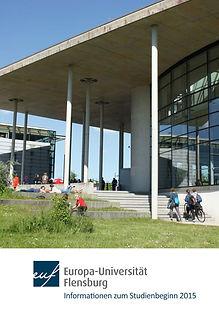 EUF Informationen zum Studiumbeginn 2015