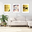 Thumbnail: Gallery Wall Set Pack Your Bags Let's Travel