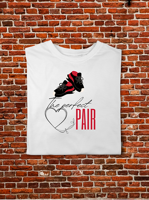 The Perfect Pair Graphic Tee: DIGITAL DOWNLOAD