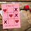 Thumbnail: Personalized TicTacToe Valentine's Day Card