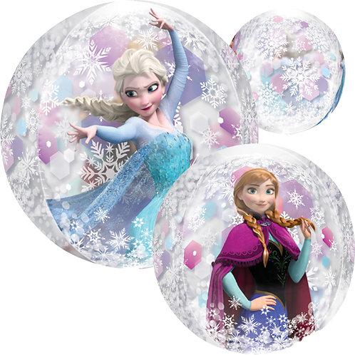 Frozen 2 Clear Orbz Balloon