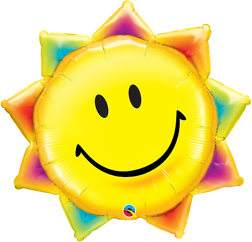Large Sunshine Foil Balloon