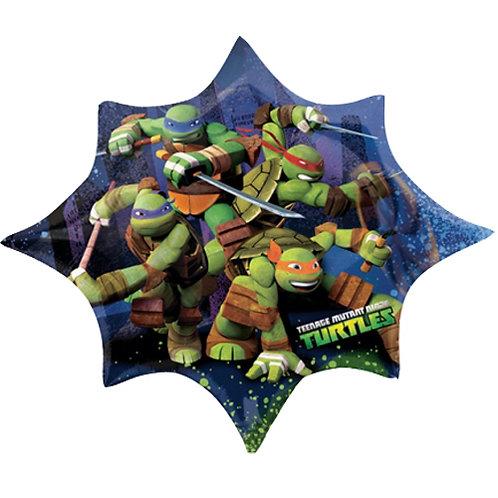 """Teenage Mutant Ninja Turtles 35"""" Foil"""