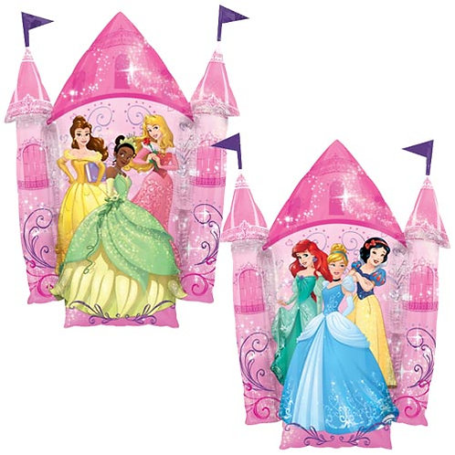 "Disney Princess Castle 35"" Foil"