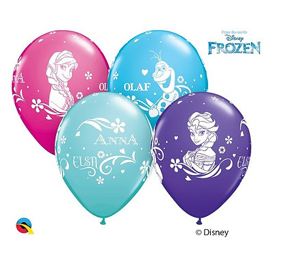 Disney Frozen Clusters of 3