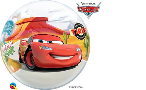 Cars Bubble Balloon