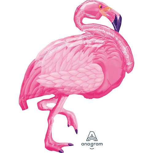 Pink Flamingo 3 Foil