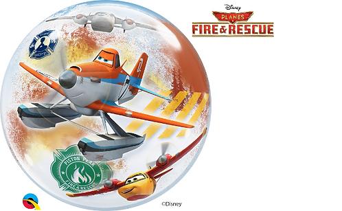 Disney Planes Fire & Rescue Bubble Balloon