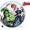 Thumbnail: Marvel Avengers Clusters of 3