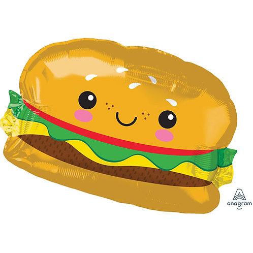 Burger Foil
