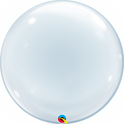 "24"" Clear Bubble Balloon"