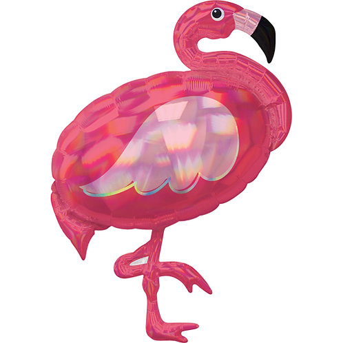 Pink Flamingo Foil